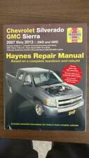 HAYNES REPAIR MANUAL 24067 CHEVROLET PICK-UP'S '07-'13