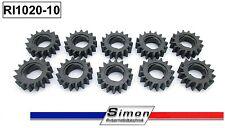 10 Ritzel für Briggs & Stratton Anlasser mit 16 Zähnen RI1020-10 Vorteilspack