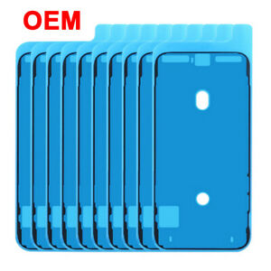 LOT OEM Waterproof Frame Adhesive Seal For iPhone 12 11 Pro XS Max XR X 8 7 Plus
