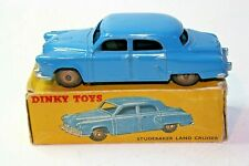 Dinky 172 Studebaker Land Cruiser, Mint Condition in Original Box