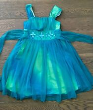 New Sequin Hearts Girls Dress - Size 12