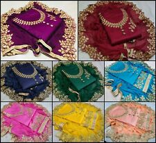 Salwar Kameez Suit Indian Cotton Pakistani Dress Wear Bollywood Shalwar Ethnic