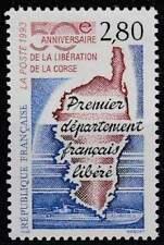 Frankrijk postfris 1993 MNH 2974 - Bevrijding Corsica 50 Jaar