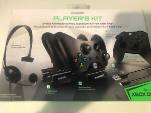 dreamGEAR Players Kit for Xbox One Never been used