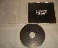 Metallica- St Anger - CD Single - Euopean DJ Promo