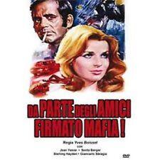 Dvd DA PARTE DEGLI AMICI FIRMATO MAFIA! - (1971) ......NUOVO