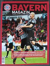 Bayern Magazin / FC Bayern München - VFL Wolfsburg. Saison 2016/2017