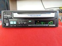 Alpine 3DR- 7886R Old School Tuner/CD