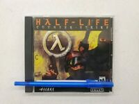 Half Life Counter Strike PC Computer Game 2000 w/CD Key Free Fast Shipping