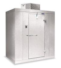"""Nor-Lake KLF87810-C Walk In Freezer 8'x 10'x 8'7"""" Indoor -10°F w/ Floor"""