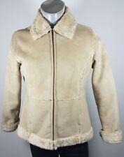 Evie faux sheepskin jacket size 14 super condition