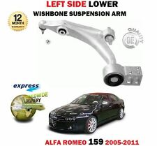 FOR ALFA ROMEO 159 2005-2011 FRONT LEFT SIDE LOWER WISHBONE SUSPENSION ARM