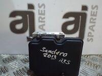 # DACIA SANDERO 1.5 DCI 2013 ABS PUMP 2265106455