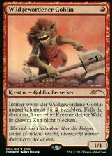 Wildgewordener Goblin FOIL / Frenzied Goblin | NM | FNM Promo | GER | Magic MTG