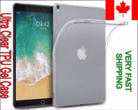 Ultra Clear Gel Case Cover for  iPad