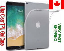 ULTRA Clear Gel Case Cover for Apple iPad ( All Models) Transparent - Fast Ship
