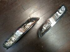 Porsche 911 997 OEM Fog Blinker Auxiliary Headlamp pair Right and Left st#3510
