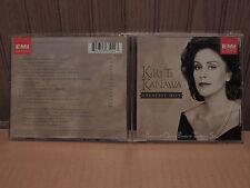KIRI TE KANAWA GREATEST HITS CD EMI CLASSICS 7243 5 56722 23 OPERA POP TRADITION