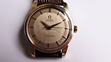 OMEGA Seamaster cal 501 2846 - 4 SC goldcap st steel automatic vintage watch