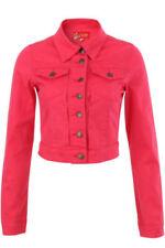 Cappotti e giacche da donna rosa Casual Taglia 38