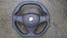 BMW M3 M SPORT FLAT TOP&BOTTOM E87 E90 E91 E92 E93 NEW CUSTOM MADE WHEEL