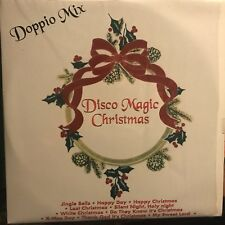VARIOUS • DISCOMAGIC Christmas • Doppio Vinile 12 Mix • 1993 DISCOMAGIC