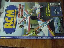 6µ?§ Revue RCM n°174 Plan encarté Lacey M10 / Cap 232 Pilatus PC 7 Ventus