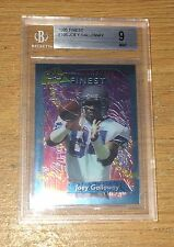 1995 Finest Joey Galloway RC BGS 9 Mint Old label Regrade 9.5?