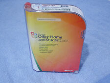Microsoft Office 2007 Home and Student Word Excel Power Point OneNote