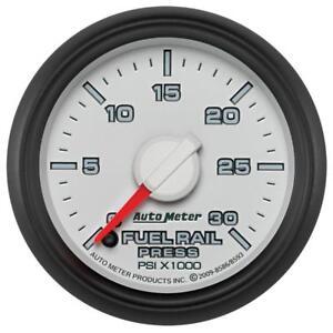 """Auto Meter Fuel Pressure Gauge 8586; Dodge Factory Match 0-30000 psi 2-1/16"""""""