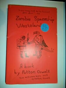 Patton Oswalt: Zombie Spaceship Wasteland (Paperback)