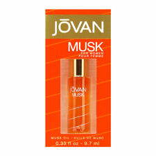 *New* Jovan Musk Perfume Musk Oil for Women by Coty 0.33 oz Original Formula NIB