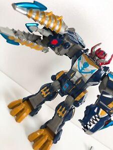 DHL Premier Navire Power Rangers Mega Force Gokaiger Dx Gojyujin Megazord Mmpr
