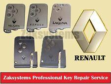 Renault Key Card Repair Fix Service Megane Laguna Espace