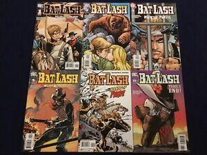 Bat Lash 1-6 & Cinnamon El Ciclo 1-5 DC Comics Westerns