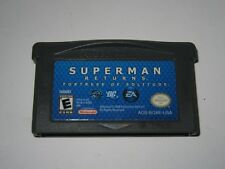 Superman Returns: Fortress of Solitude (Nintendo Game Boy Advance, 2006)
