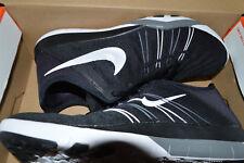 New Nike Womens Free TR 6 Training Shoes 833413-001 sz 9 Black-White