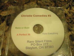 Christie Comedies #3 Bobby Vernon DVD