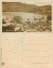 Cartolina di Santo Stefano d'Aveto, lago - Genova