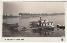 Latvia DAUGAVPILS fm Dwinsk Griva Ship OROL Used 1931
