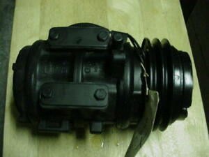 57104 Holley Reman Compressor And Clutch Dodge,Plymouth,Chrysler