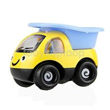 Classic Kids Child Boy Girl Truck Lorry Vehicle Mini Small Pull Back Car Toy