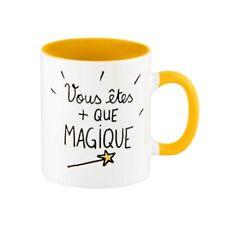 Mug ASINE Eloges Vous êtes + que magique - Derrière la porte
