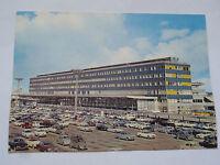 Cpsm Flughafen Paris Orly La Facade Nord