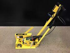"SASE Joint Saw 110V Adjustable Uses 7"" Saw Blades for Concrete"