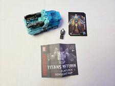 Sergeant Kup Flintlock Transformers Titans Return v