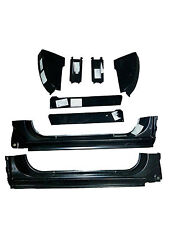 73 87 Chevy & GMC 8Pc Cab Repair Kit X-Rocker, Cab Corner, Inner & Floor Support