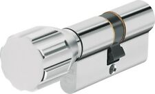 ABUS EC660 Türzylinder Knaufzylinder, Länge: 30/30K mm SKG**