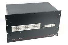 Extron Crosspoint 450 Plus 1616HV Ultra-Wideband Matrix Switcher w/ ADSP 16x16