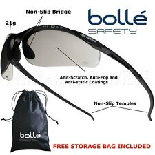 Bolle Contour Smoked Lens Safety sunglasses CONTPSF